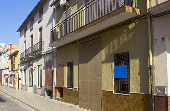 Casa  Calle nou, 19. Vivienda en venta en la pobla llarga (valencia). piso en planta