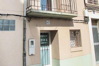 House  Calle san jose, 87. Casa en venta en vinaros, castellon. dispone de una superficie d