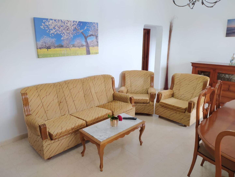 Alquiler Casa  Sant joan de labritja. Alquiler de casa con 4 habitaciones en san miguel para temporada