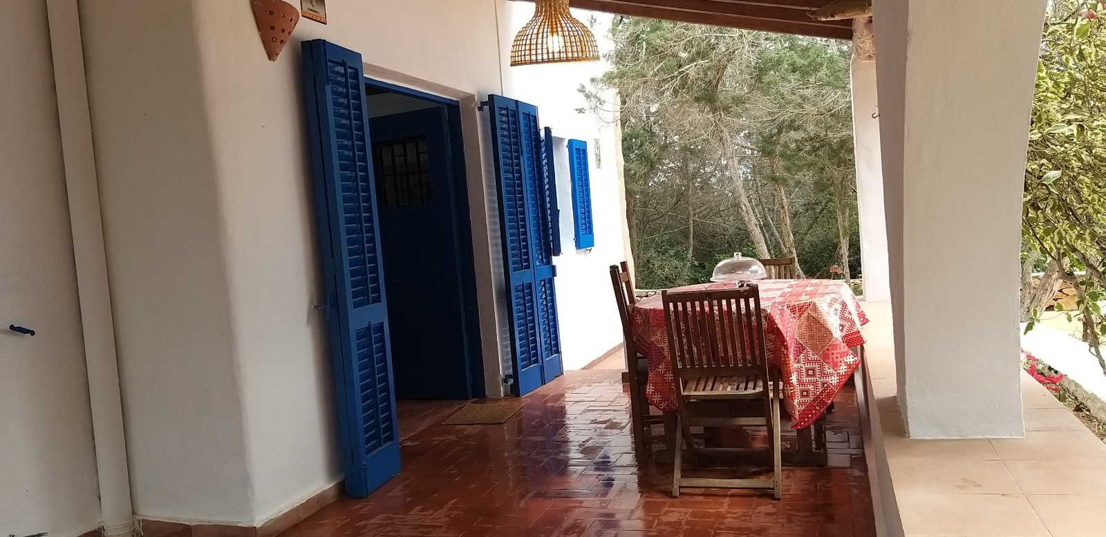 Alquiler Casa  Formentera. Alquiler temporada en formentera casa con piscina privada