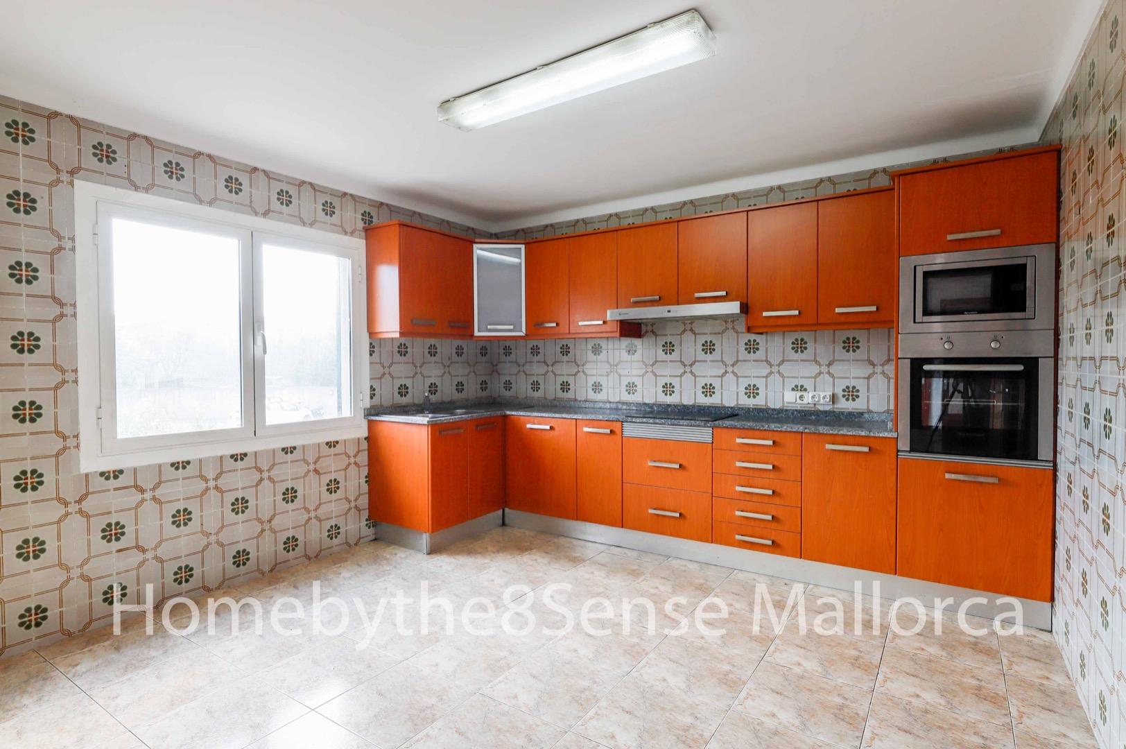 Affitto Appartamento  Marratxí, zona de - Marratxí. Inmobiliaria home by the8sense ofrece en alquiler muy grande pis