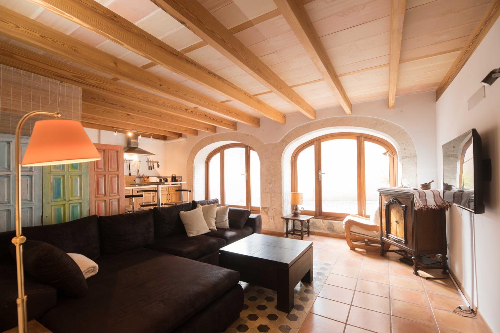 Etagenwohnung  Selva. Home by the8sense ofrece en venta preciosa planta baja con pati
