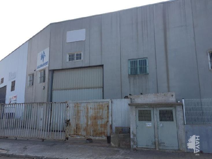 Nave industrial en Monserrat. Nave industrial en venta en montserrat (valencia) numero 9