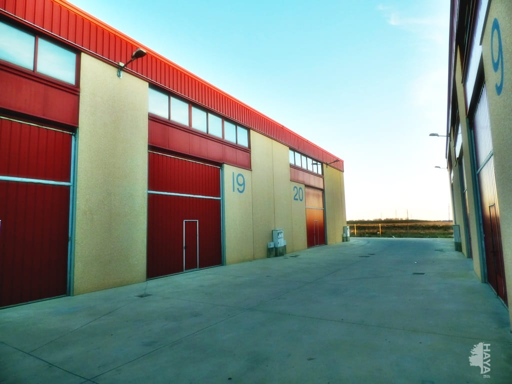 Bâtiment à usage industriel à Noblejas. Nave industrial en venta en noblejas (toledo) n-400