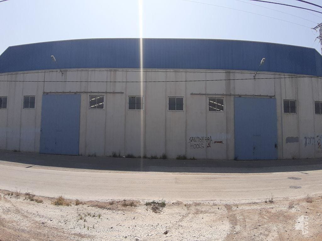 Nau industrial en El Cabanyal-El Canyamelar. Nave industrial en venta en poblats marítims, santomera (murcia)