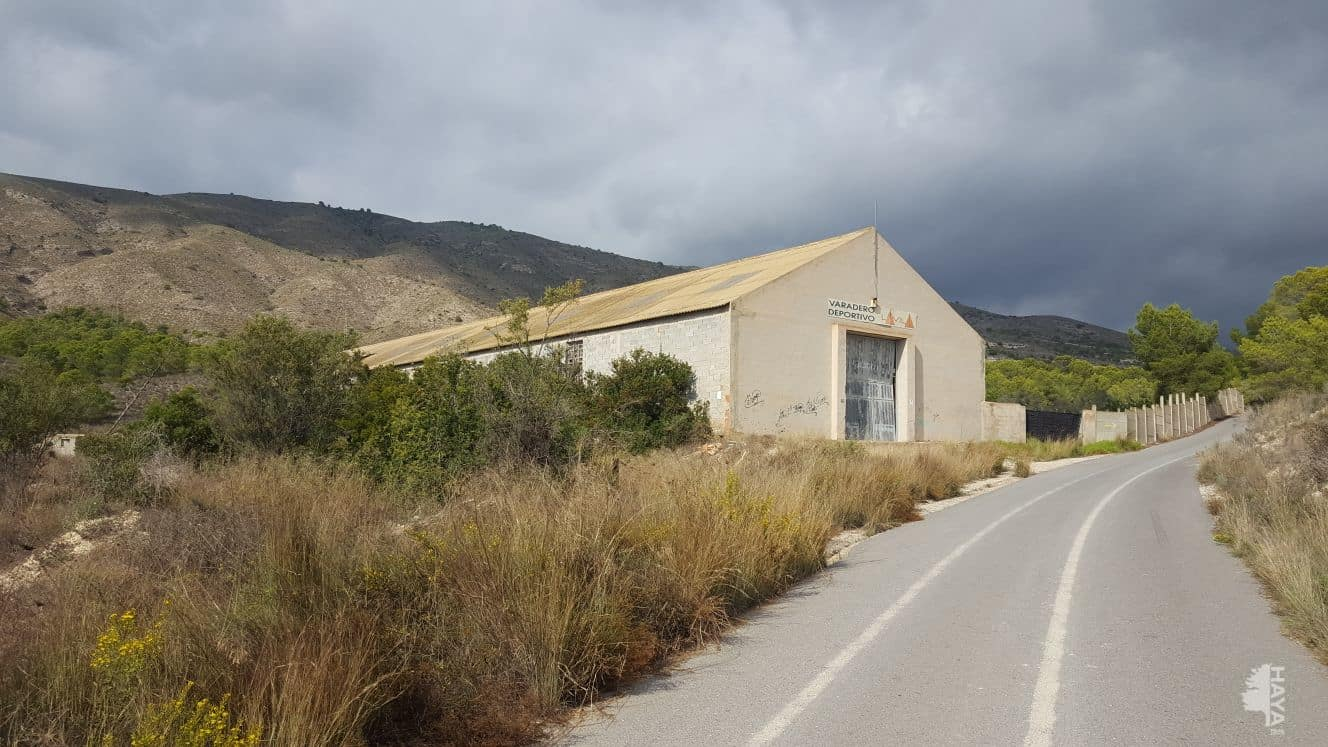 Nave industrial en Vila Joiosa (la). Nave industrial en venta en la ermita, la villajoyosa/vila (alic
