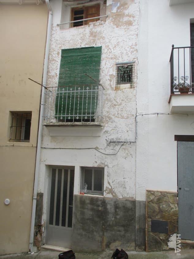 Casa en Gaibiel. Adosada en venta en gaibiel, viver (castellón) la pastora