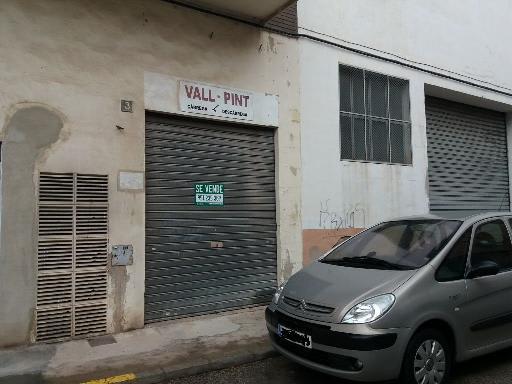 Local commercial à Tavernes de la Valldigna. Local en venta en platja de tavernes de la valldigna, tavernes d