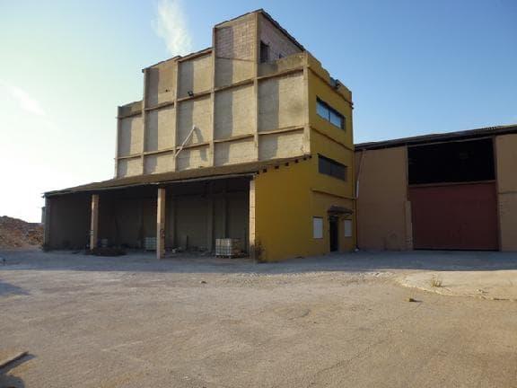 Nau industrial en Centro. Nave industrial en venta en el respirall, alzira (valencia) alge