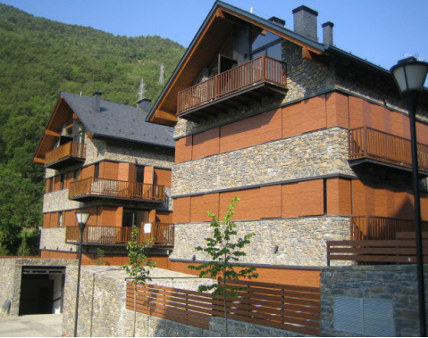 Pis  Pallars sobirà - Alt Àneu. Precioso duplex con garaje incluido en valencia d'aneu