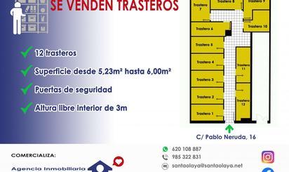 Trastero en venta en Gijón - Pablo Neruda, Gijón