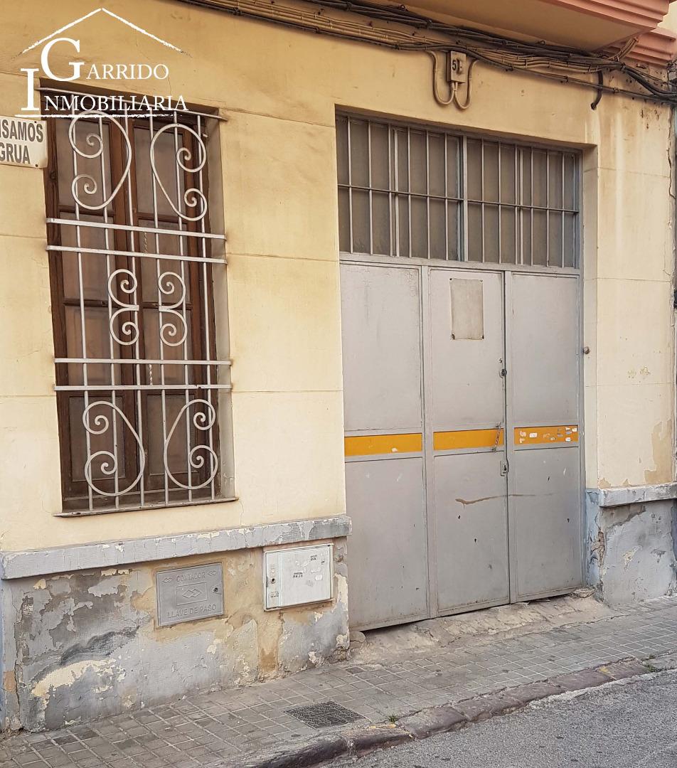 Alquiler Local Comercial  Alaquàs, zona de - alaquàs. Local en plata baja destinado a uso  comercial o industrial situ