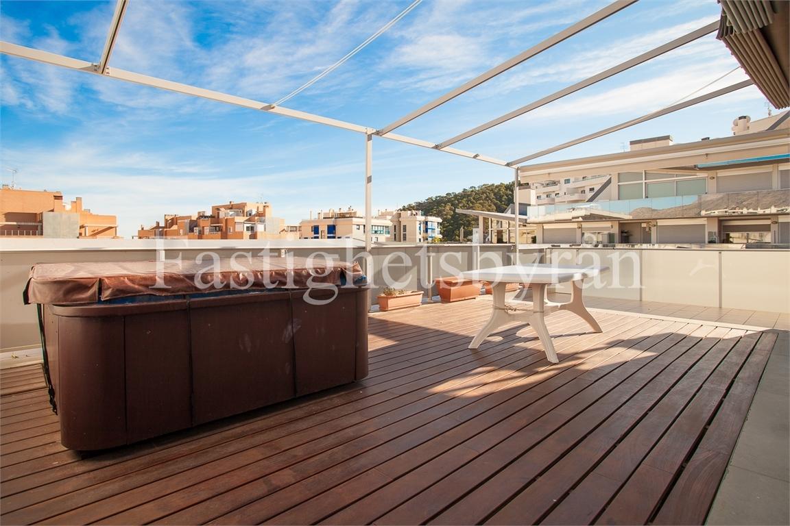Etagenwohnung  Villajoyosa | costa blanca. Ático con terraza espectacular