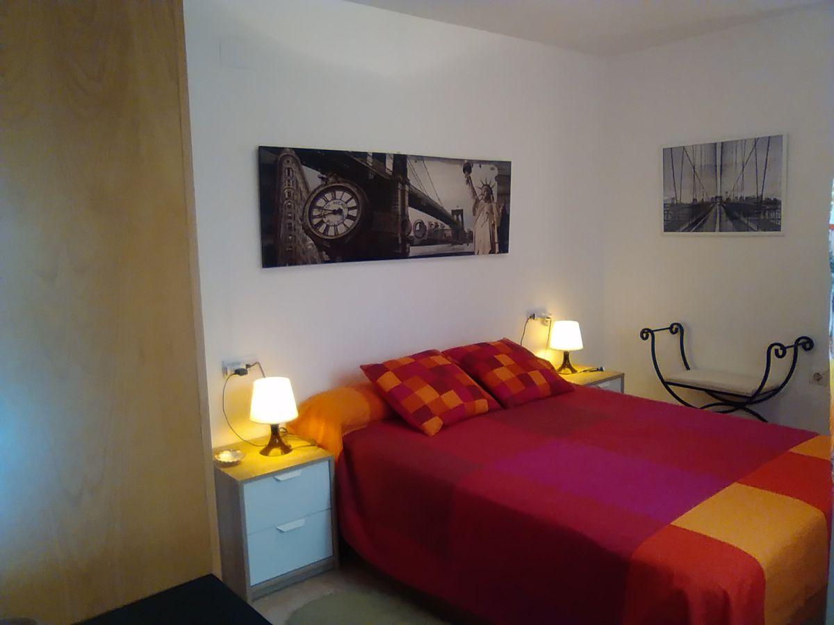 Miete Etagenwohnung  Playa. Apartamento en alquiler en playa, 1 dormitorio.
