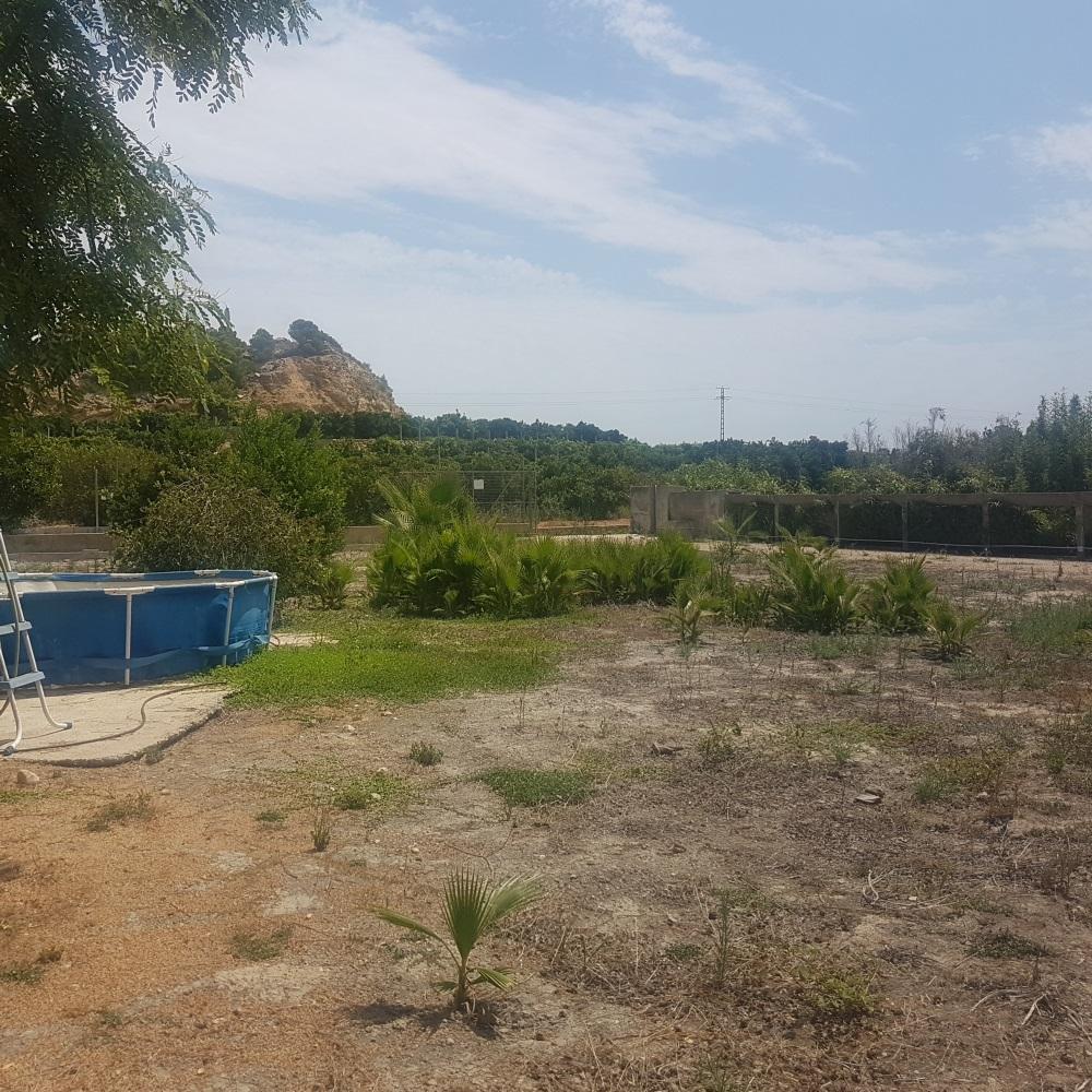 Solar urbà  Diseminados. Solvia inmobiliaria - terreno con edificación tavernes de la val