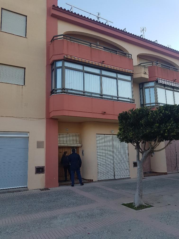 Affitto Casa  Paseo de la goleta, 7. Adosado de pb+3 plantas, totalmente amueblado y listo para entra