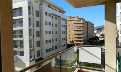 Viviendas y casas de alquiler con terraza en Almería Capital