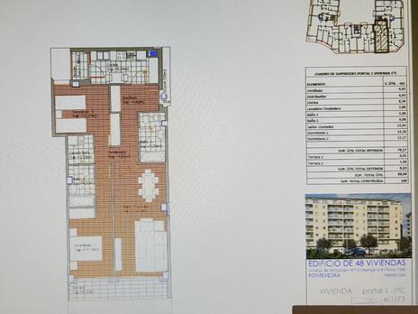 Apartamentos en venta Parking en Pontevedra Capital