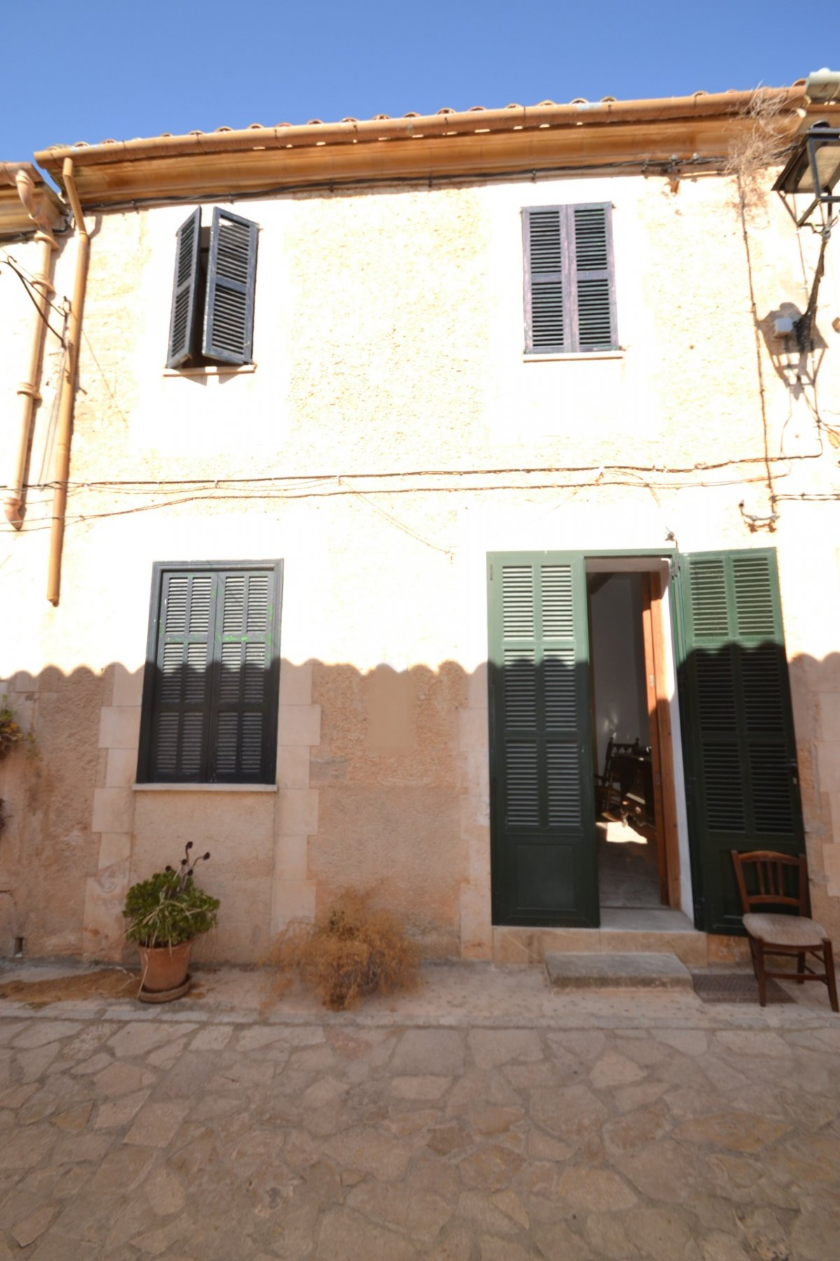 Casa  Petra ,centro del pueblo. Acogedora casa de pueblo en Petra.