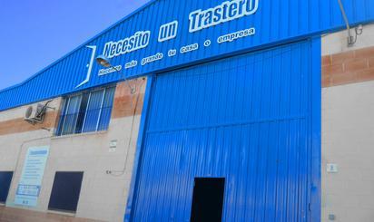 Trasteros de alquiler en San Vicente del Raspeig / Sant Vicent del Raspeig