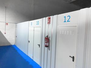 Abstellraum miete mit Zugang 24 Stunden täglich, 365 Tage im Jahr in Vallès Occidental
