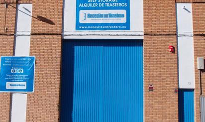 Trasteros de alquiler en Lleida Provincia