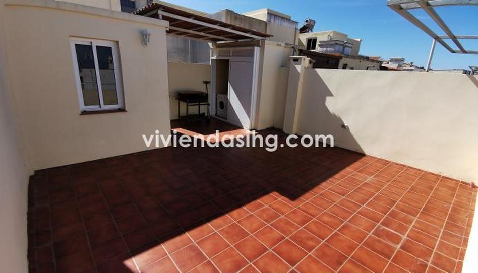 Foto 1 de Casa adosada de alquiler en Carretera Botánico San Antonio - Las Arenas, Santa Cruz de Tenerife