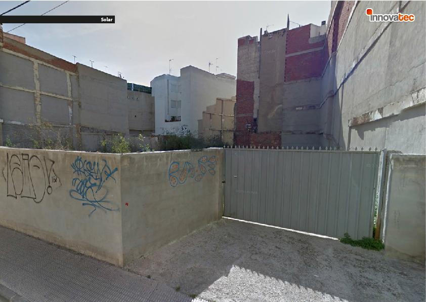 Solar urbà  Calle antonio pinies, 12