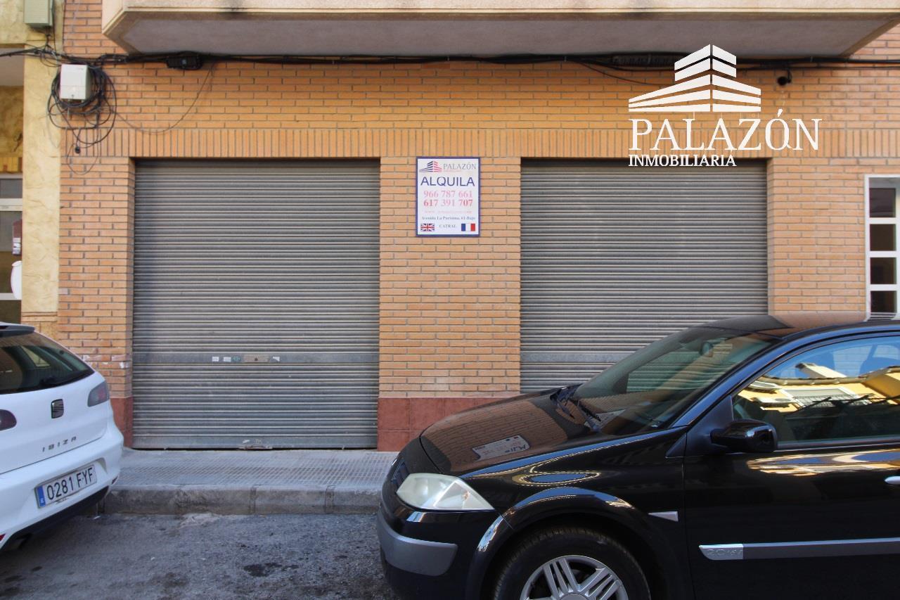 Local Comercial  Polideportivo catral. Local comercial en venta en catral (alicante), superficie de 130