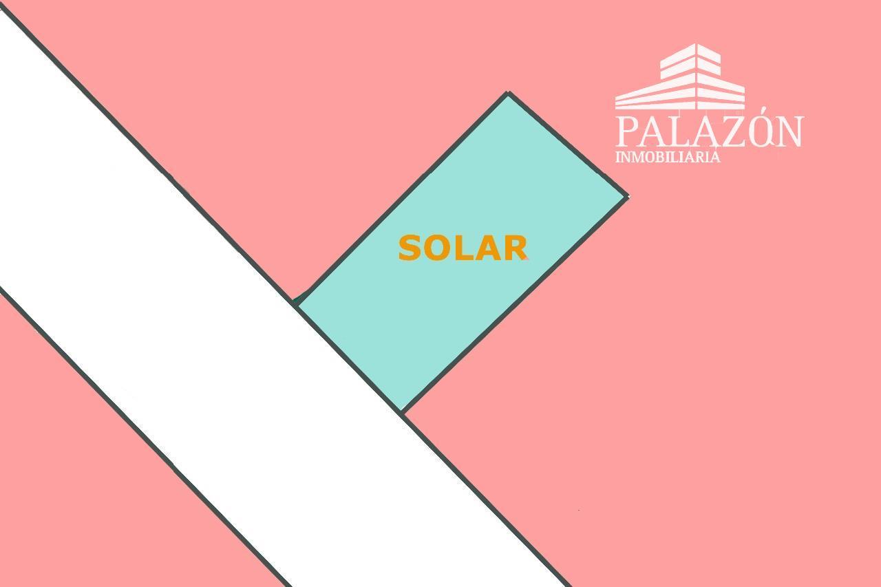Solar urbano en Catral. Solar en venta en catral (alicante), superficie de 137 m2, facha