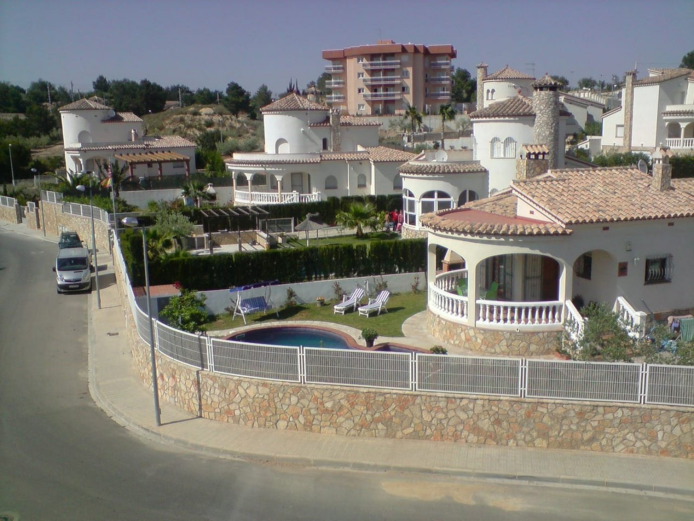 Casa  El perello ,zona mar. Chalet con piscina própia en cap roig