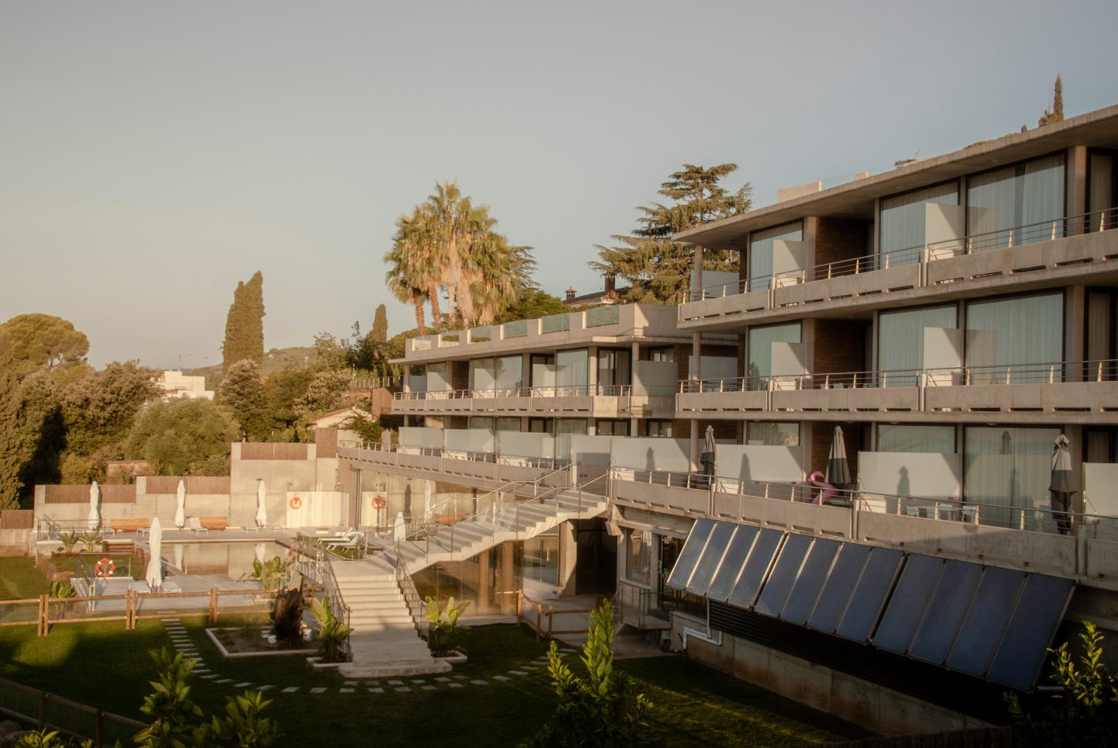 Miete Etagenwohnung  Sant andreu de llavaneres, zona de - caldes d'estrac. Apartamentos con capacidad para cuatro adultos con dos habitacio