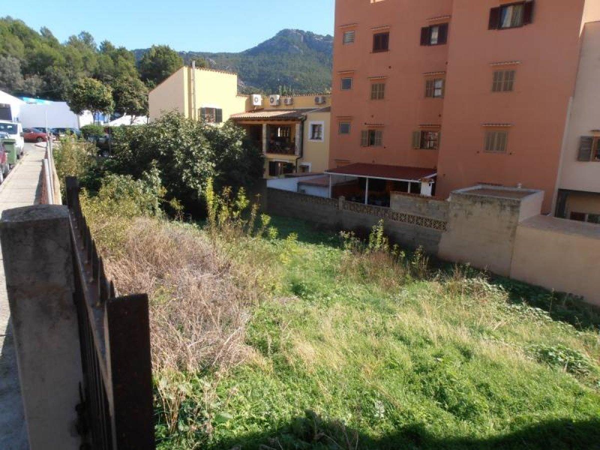 Solar urbà  Andratx ,andratx pueblo. Se vende solar urbano se puede construir bajos mas una planta