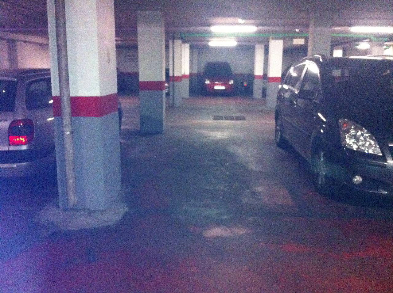 Alquiler Parking coche  Calle andreu feliu, 21