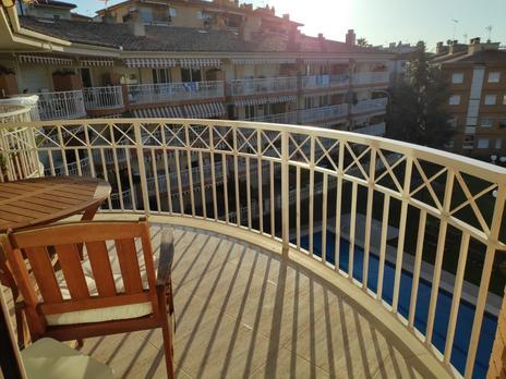 Áticos de alquiler con opción a compra con piscina en España