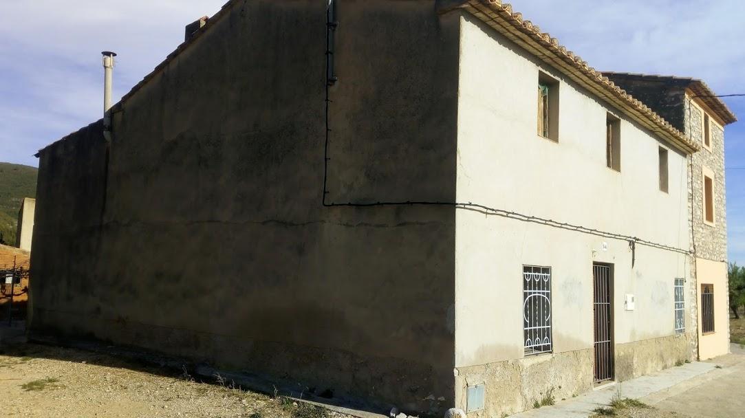 Casa  Sierra engarcerán