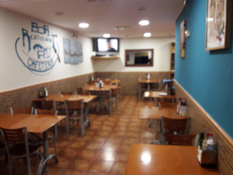 Transfer Business premise  Calle federico garcia lorca. Bar-restaurante menú y carta