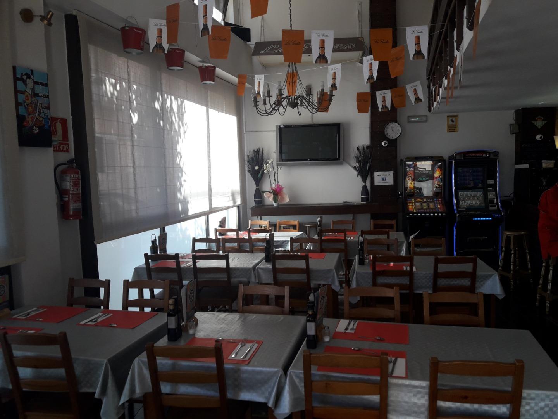 Transfer Business premise  Viladecans - vilamarina. Bar-restaurante de menús y carta.