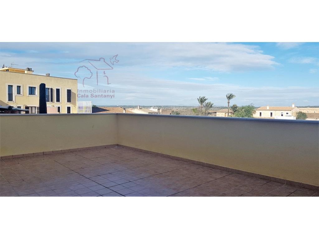 Lloguer Pis  Santanyi, Santanyí, Santanyí, mallorca, españa. Piso, sin muebles con terraza de 30m2 y a solo 5 minutos de la p