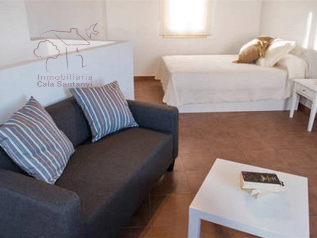 Lloguer Pis  Alquería blanca, Santanyí, mallorca, españa. Acogedor loft de 2 plantas con terraza de 40 m2 con vista al mar