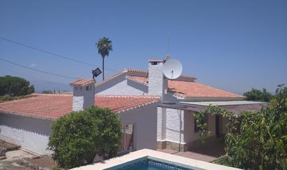 Fincas rústicas de alquiler con piscina en Málaga Provincia