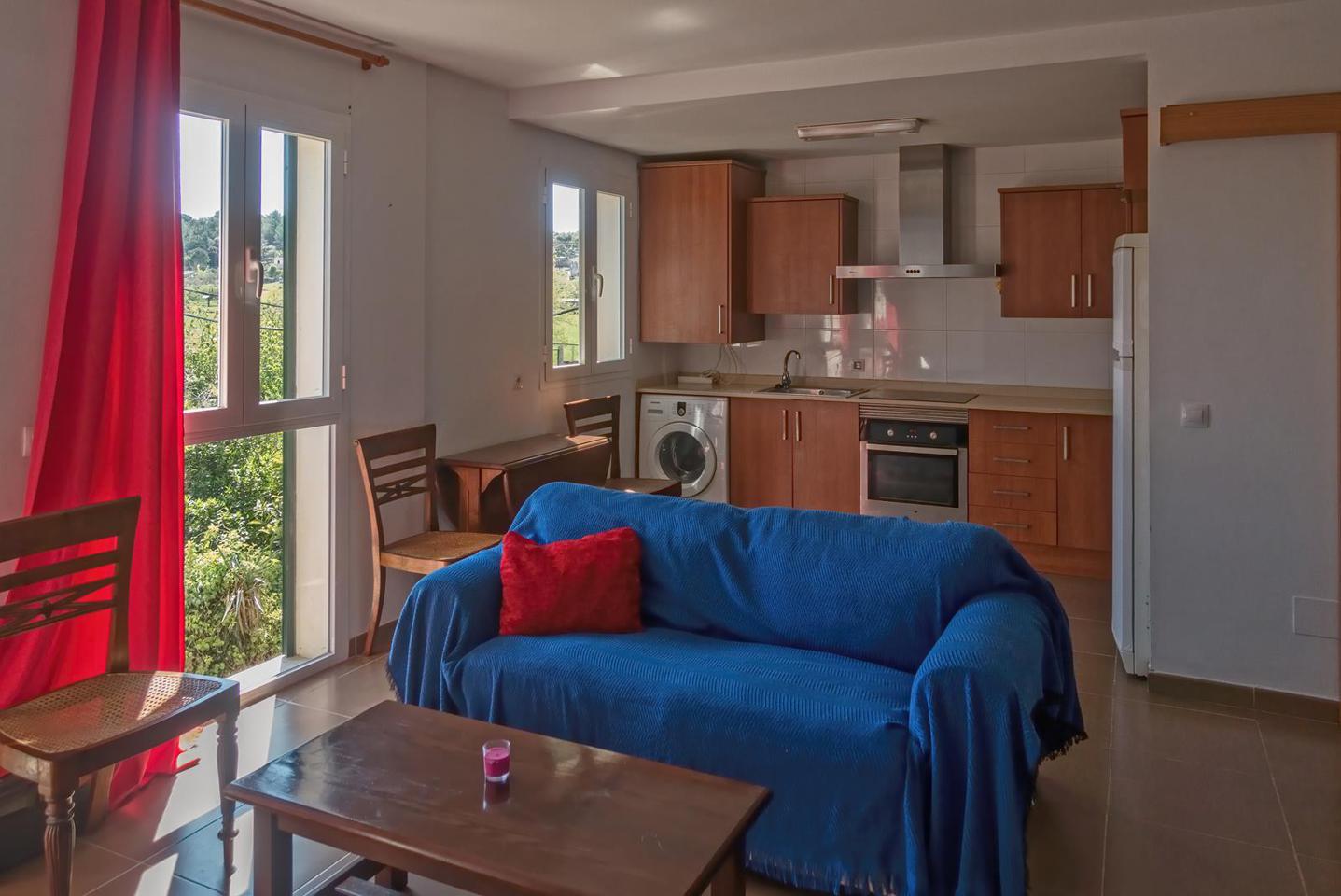 Miete Etagenwohnung  Pueblo. Enhabitat propiedades ofrece piso tipo duplex en alquiler para l