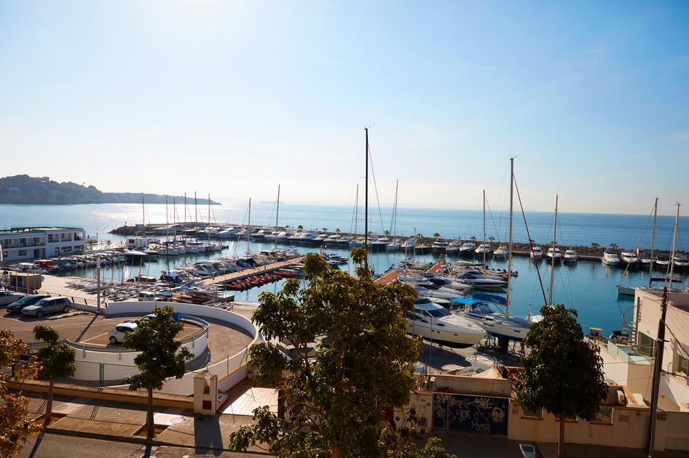 Area edificabile urbana in Sant Agustí. Solares en palma de mallorca con vistas al mar