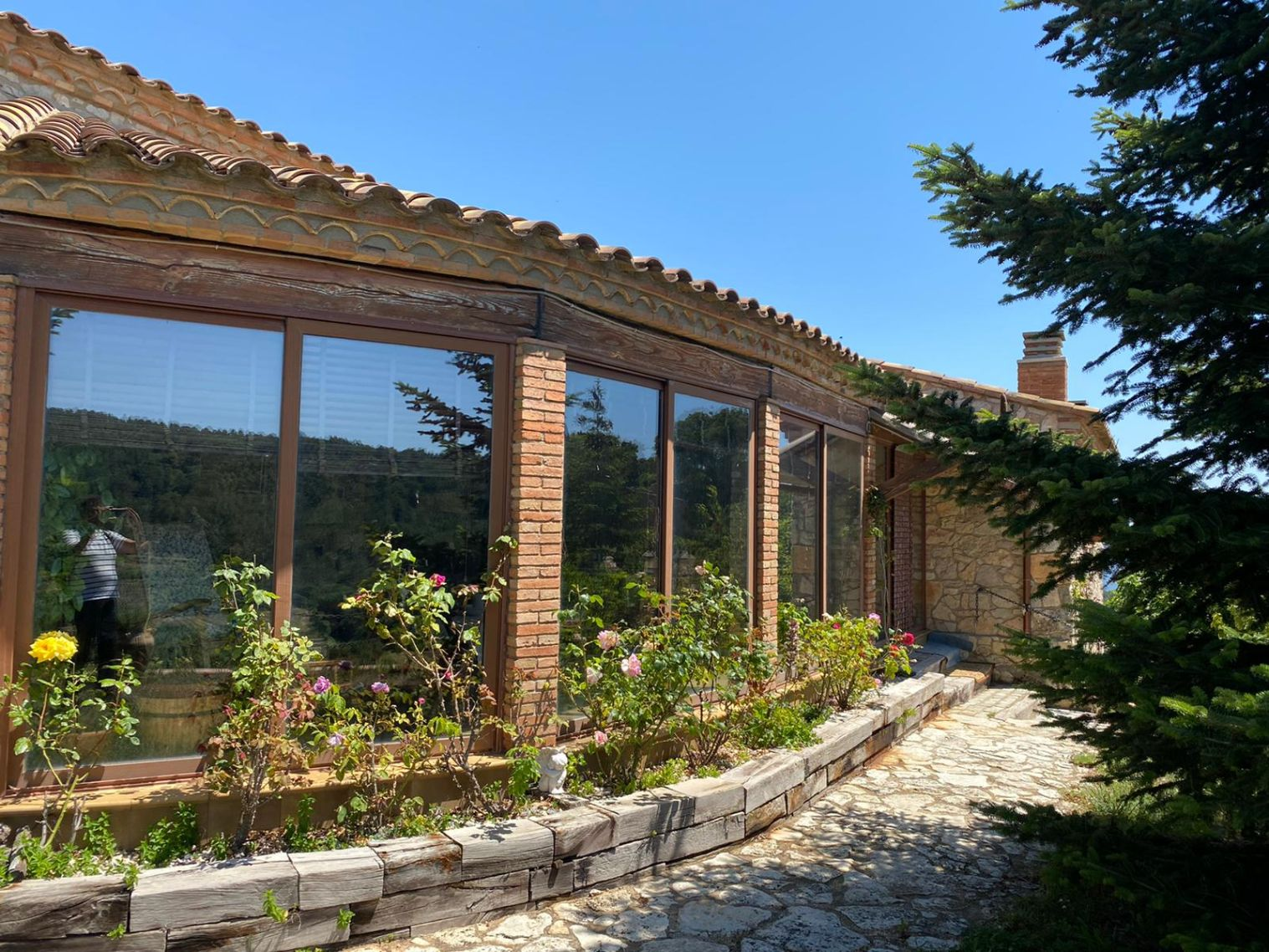 Casa  Carrer de rojals. Rojals (montblanc) en venta gran casa con magníficas vistas