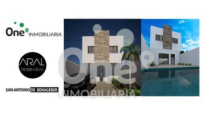 Habitatges en venda a San Antonio de Benagéber