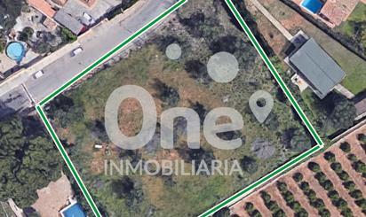 Bebaubares Gelände zum verkauf in Calle Madrid, Serra
