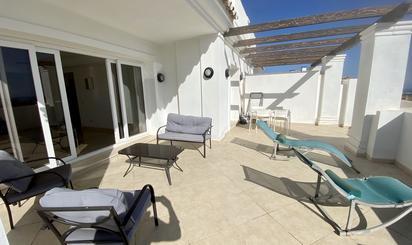 Dúplex de alquiler con terraza en Málaga Provincia