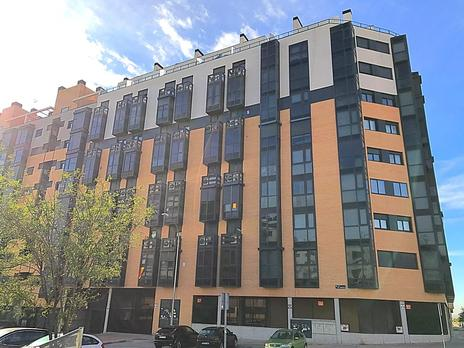 Dúplex de alquiler con parking en Madrid Capital