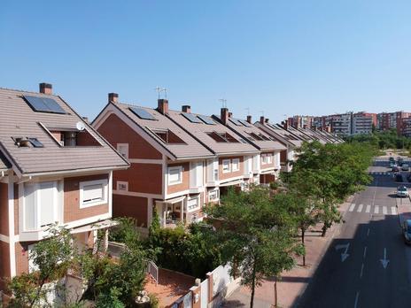 Casas en venta en Madrid Capital