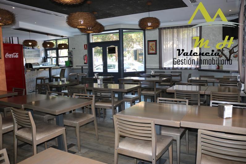 Pas-de-porte Local commercial  Mislata - la constitución - canaleta. Gran oportunidad!! traspaso y alquiler restaurante esquinero en